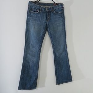 Citizens of Humanity Low waist boot cut